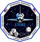 STICKER NASA SPACE SHUTTLE MISSION STS-73