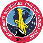 STICKER NASA SPACE SHUTTLE MISSION STS-59
