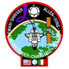 STICKER NASA SPACE SHUTTLE MISSION STS-46
