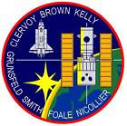 STICKER NASA SPACE SHUTTLE MISSION STS-103