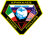 Sticker ISS Soyuz TMA-6