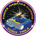 Sticker ISS Soyuz TMA-4