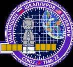 Sticker ISS Soyuz TMA-22
