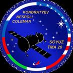Sticker ISS Soyuz TMA-20