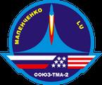 Sticker ISS Soyuz TMA-2