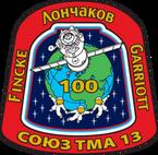 Sticker ISS Soyuz TMA-13
