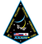 STICKER ISS Expedition  32