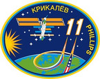 STICKER ISS Expedition  11