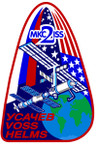 STICKER ISS Expedition   2a