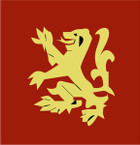 STICKER British SSI - Scottish Command Troops