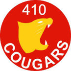 STICKER British Saint John Cougars 410
