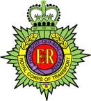 STICKER British Crest - Royal Corps of Transportation