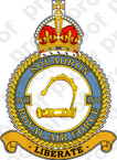 STICKER British Crest - RAF - 161 Squadron