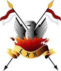 STICKER British Crest - 71st (Yeomanry) Signal Regiment