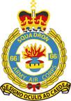 STICKER British Crest - 661 SQN - Army Air Corps (AAC)