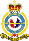STICKER British Crest - 652 SQN - Army Air Corps (AAC)