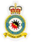 STICKER British Crest - 4th RAF Army Cooperation Squadron