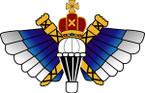 STICKER British Badge - Sultan of Oman - SF Trained by British SAS