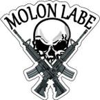 STICKER ATTITUDE MOLON LABE M4