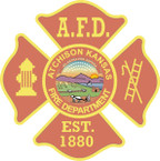 STICKER ATCHISON FIRE DEPARTMENT