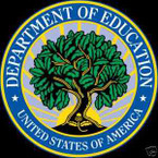 STICKER GOV US DEPARTMENT OF EDUCATION