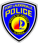 STICKER  FORT LAUDERDALE POLICE