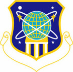 STICKER USAF   2nd Space Wing
