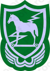 STICKER U S ARMY 10TH SPECIAL FORCES GROUP TROJAN