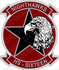 STICKER USN HS 16 Night Hawks