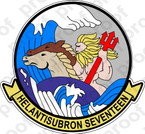 STICKER USN HS 17 Neptune's Raiders