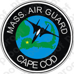 STICKER AND MASS CAPE COD