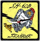 STICKER USN SEAHAWK SH 60B