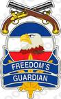 STICKER US ARMY 463RD POLICE MP COMPANY