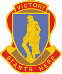US ARMY UNIT Training Center, Fort Jackson STICKER
