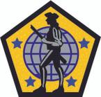 US ARMY UNIT Reserve Personnel Command STICKER