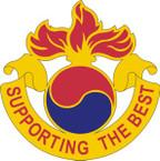 US ARMY UNIT 83rd Ordance Battalion STICKER