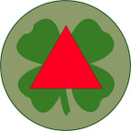 STICKERS US ARMY UNIT 13TH CORPS SHIELD
