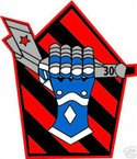STICKER USN VF  43 FIGHTER SQUADRON CHALLENGERS