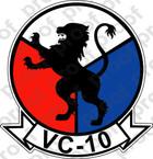 STICKER USN VC 10 CHALLENGERS