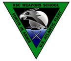 STICKER USN US NAVY HSC WEAPONS SCHOOL