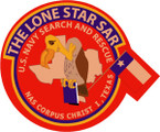 STICKER USN UNIT The Lone Star Sar