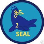 STICKER USN UNIT NAVY SEAL TEAM  2