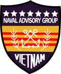 STICKER USN UNIT Naval Advisory Group