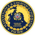STICKER USCG Maintenance-Logistics-Cmd-Pacific