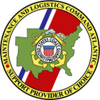 STICKER USCG Maintenance-Logistics-Cmd-Alt