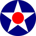STICKER USAF VET US ARMY AIR CORPS OLD STAR
