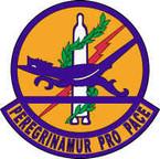 STICKER USAF 390th MIMS