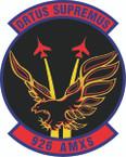 STICKER USAF  926 Aircraft Maintenance Squadron Emblem