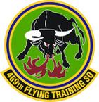 STICKER USAF  469th Flying Training Squadron Emblem
