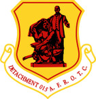 STICKER USAF TUSKEGEE UNIVERSITY AFROTC